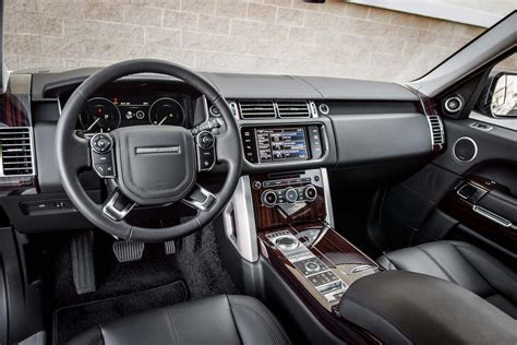 2014 Range Rover Interior Pictures by 2014 Land Rover Range Rover Interior 340181 Photo 2 Trucktrend