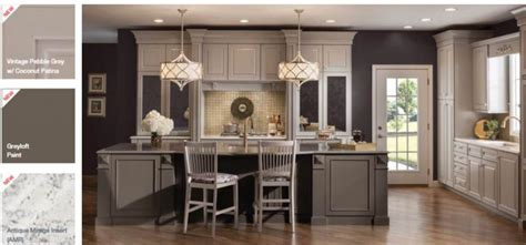 gray paint with cherry cabinets top 5 kitchen trends governors club blog