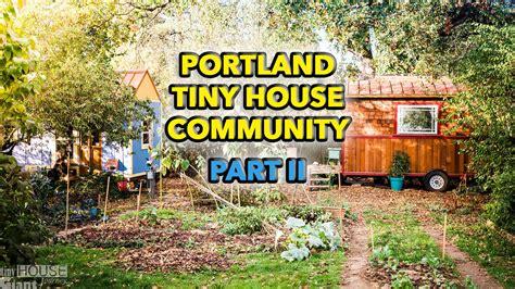 Tiny House Community Celebrates 1 Year Anniversary | tiny house community celebrates one year anniversary