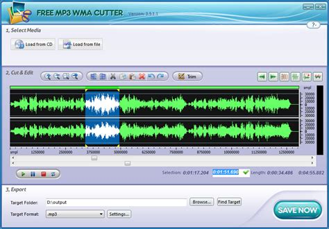 download mp3 wma cutter 3 00 07 free download review at rogai info software details for free mp3 wma cutter 3 8 8