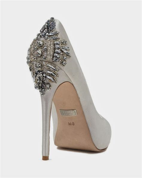 Bridal Shoes For by Badgley Mischka Bridal Shoes The Magazine