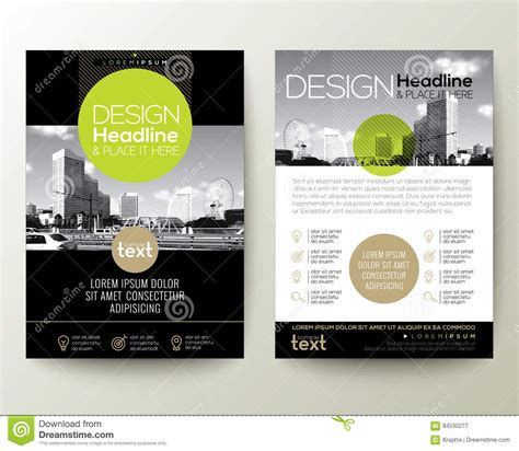 graphic design layout terms poster flyer phlet brochure cover design layout with