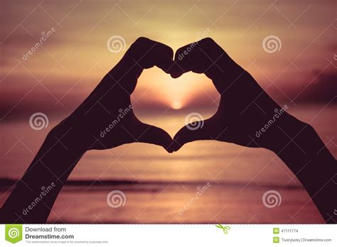images of love symbol in hands hand symbol meaning love stock photo image 47111774