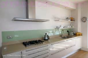 No Backsplash In Kitchen Glass Backsplash No Cabinets White Lower Cabinets The House Kitchen And Pantry