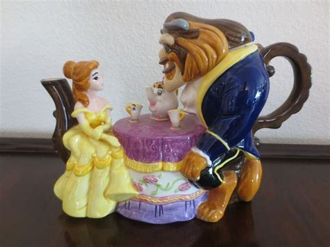 beauty and the beast pot 72 best images about i love disney collectibles on