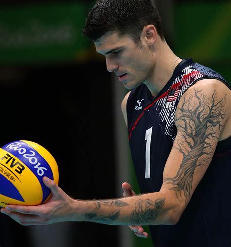 imagenes de tatuajes de voleibol 191 cu 225 l es el mejor tatuaje ol 237 mpico de r 237 o 2016