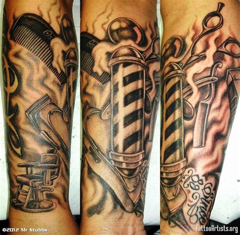 tattoo clippers designs barber on barber barbers and