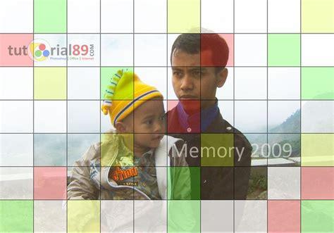 membuat efek poster dengan photoshop cara membuat efek grid kotak dengan photoshop tutorial