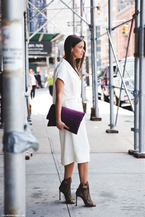 Fashion News Weekly Up Bag Bliss 2 by New York Fashion Week Spring Summer 15 Nyfw Street Style