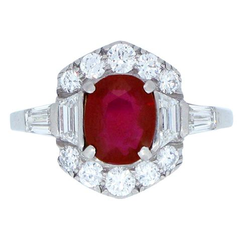 deco rings for sale ruby ring deco ruby rings for sale