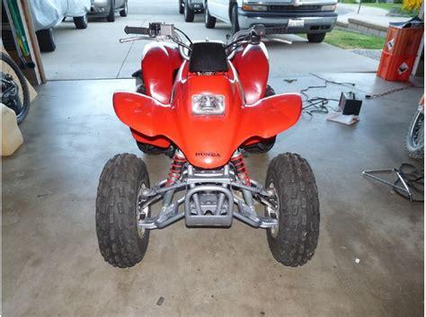 2004 honda sportrax 250ex 2004 honda trx 250ex sportrax for sale on 2040 motos