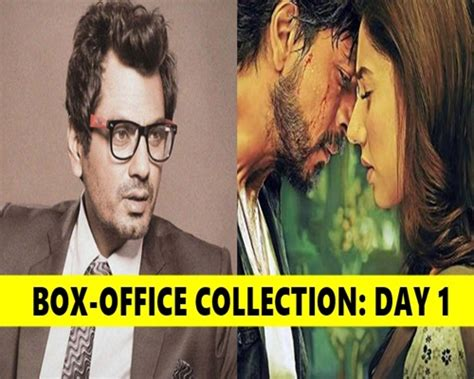 box office gossip raees box office collection day 1 bollywood news and