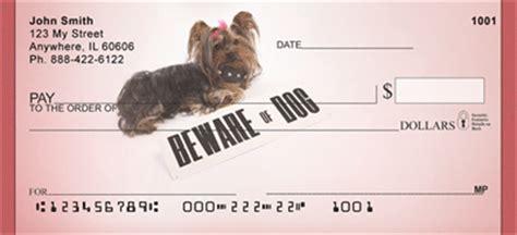 yorkie personal checks terrier checks personal checks at personalchecksusa