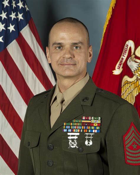 dunford chooses korea based sergeant major as next senior who is sgt major of marine corps the best marine of 2018