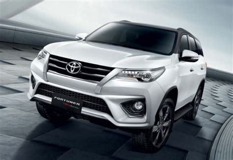 Karpet Mobil Trd Sportivo Model B Toyota All New Camry 2016 toyota fortuner trd sportivo unveiled