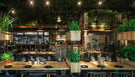 Garden Kitchen Restaurant by Restaurant In Israel Uses In House Grown Herbs For Their