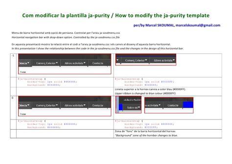 joomla tutorial for beginners ppt joomla ja purity template