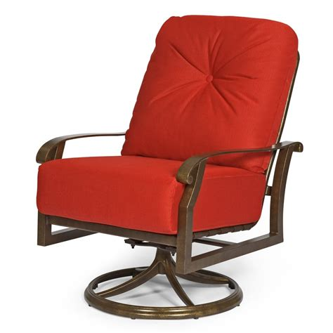 outdoor swivel rocker chair