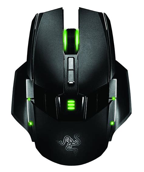 Razer Ouroboros Wireless Gaming Mouse top 10 best gaming mice for left handers 2016 on flipboard