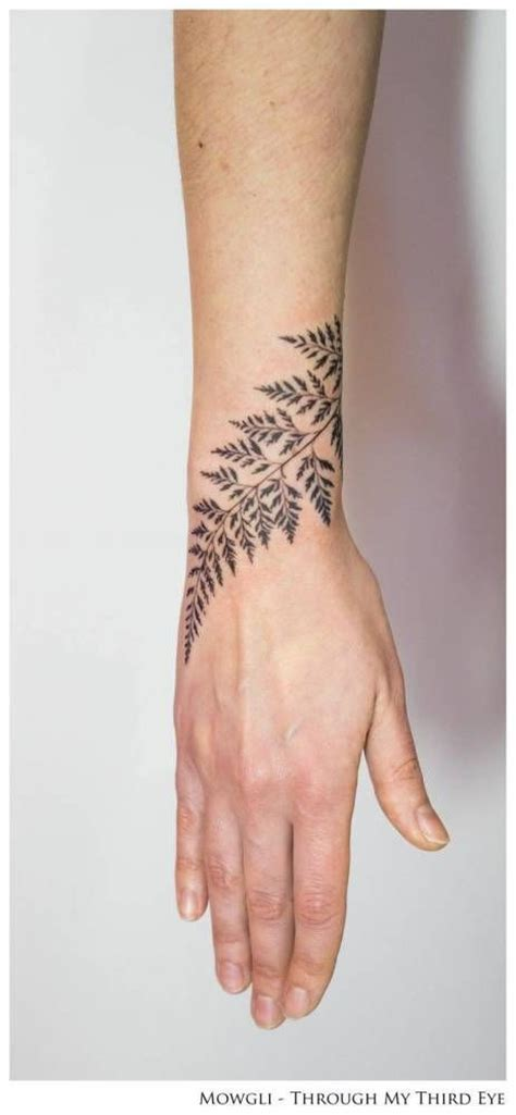 tattoo on arm leaves 99 best images about fern tattoo on pinterest leaf