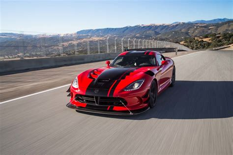 dodge viper 2016 2016 best driver s car contenders part 3 viper acr f