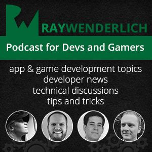 Introducing Shoptalk Tbfs New Podcast Series by Introducing The Raywenderlich Podcast Episode 1