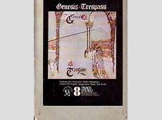 Trespass Variations Genesis Trespass