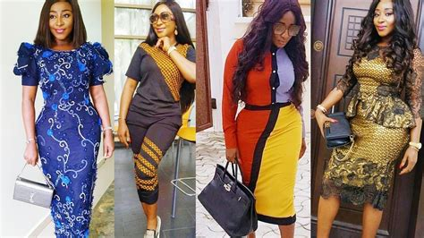 10 Most Fashionable by Ini Edo Top 10 Most Fashionable