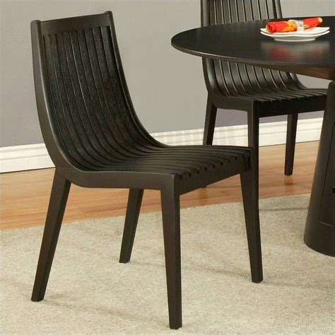 Pastel Dining Chairs Pastel Furniture Oslo Dining Chair In Wenge Qlos11066