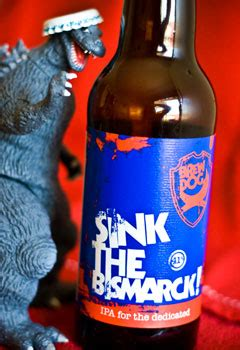 sink the bismarck beer sink the bismarck review beer ein stein