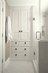 built in bathroom cabinet ideas 25 best ideas about bathroom linen cabinet on