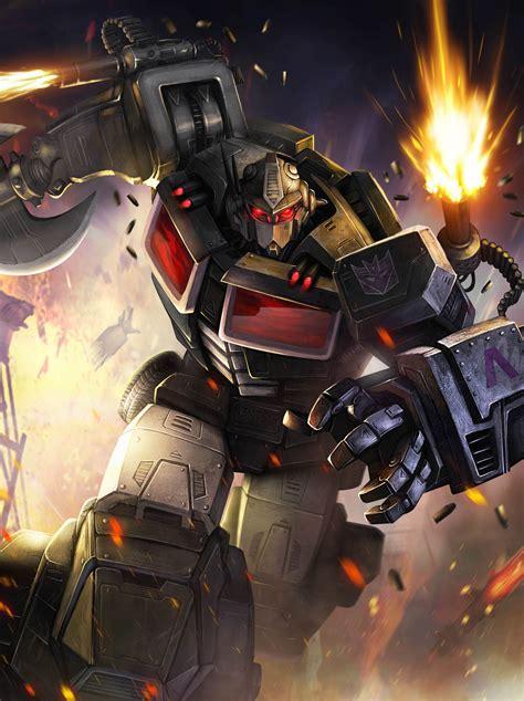 news quot transformers legends quot nemesis prime event