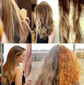 Membuat Rambut Gimbal Di Salon 65 cara membuat rambut ombre sendiri dirumah tanpa harus