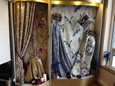 curtain displays 17 best images about curtain display on pinterest