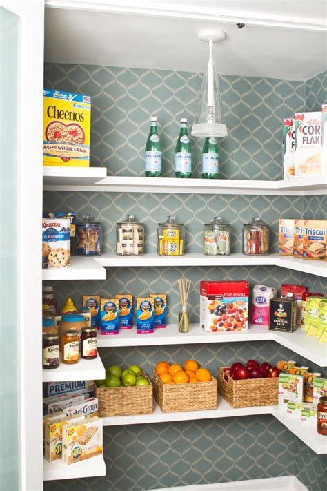 Kitchen Pantry Los Angeles How To Build A Pantry Closet Transitional Style For