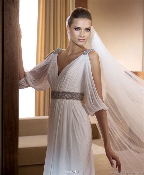 Grecian Wedding Dress by 1000 Images About Grecian Wedding Dresses And Gowns On