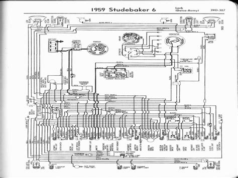 1964 studebaker lark wiring diagrams wiring diagram schemes
