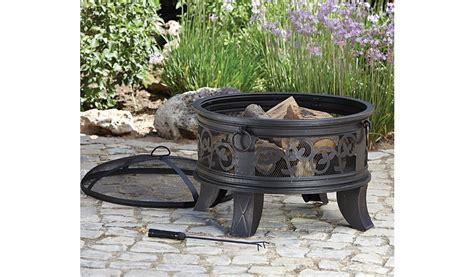 pits asda asda 66cm scroll pit log burner view all outdoor