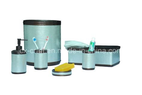China Bathroom Accessory Set Cx080137 China Bathroom Bathroom Accessories Sets