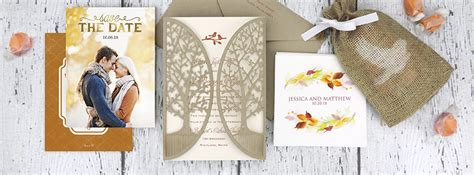 Printed Wedding Invitations Carlson by Carlson Craft The Copy Shop