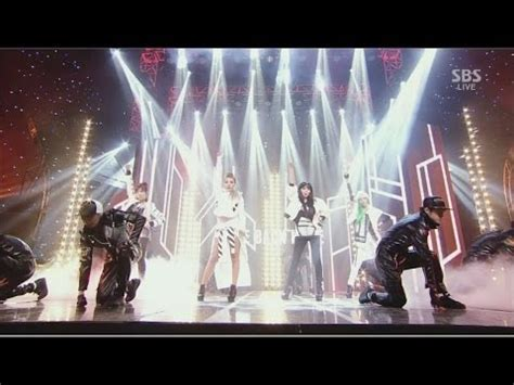 2ne1 performs come back home on inkigayo k idols