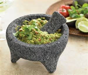 Table Side Guacamole Guacamole En Molcajete