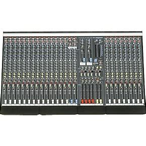 Allen Unlikely Choice Of Chanel by Allen Heath Gl2200 24 24 Channel Mixer Musician S Friend
