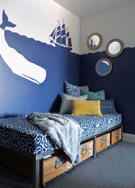 Meraviglioso Murales Cameretta Bimbi #5: Parete-mare-camera-bambini.jpg