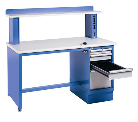 Electronics Workstation Desk electrical supply panel electrical wiring diagram and