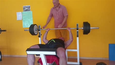bench press your bodyweight 172kg 380lbs bench press pr 100kg bodyweight youtube