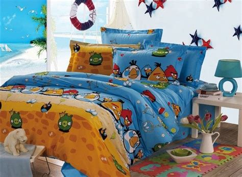 angry birds bedroom decor amazing angry birds bedroom decor and design theme ideas