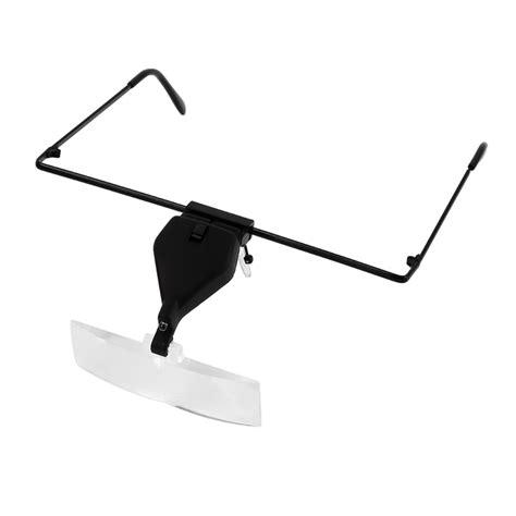 eyelash extension led light eyelash extension led light magnifying spec glasses hands