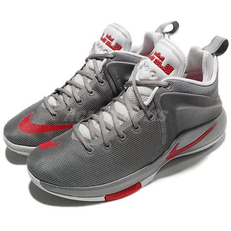 nike basketball shoes grey nike zoom witness ep lebron grey basketball