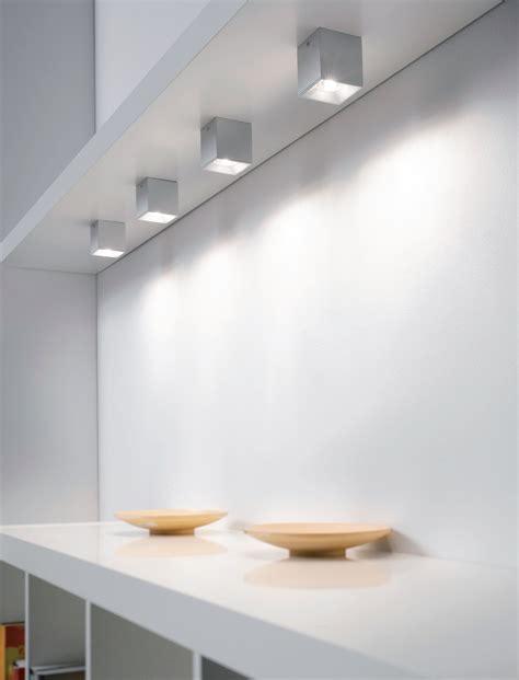 faretti a soffitto sikrea lada da soffitto faretto spot kubo